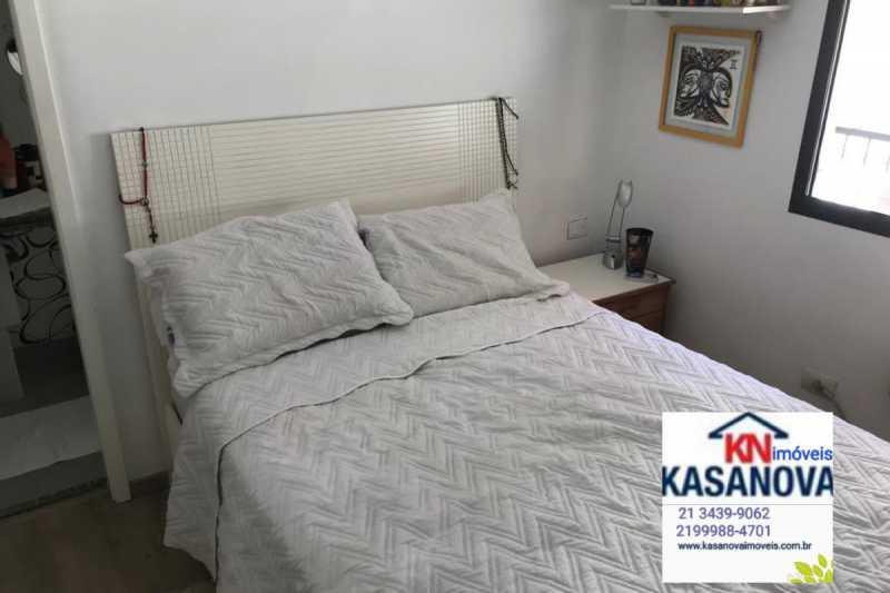 10 - Apartamento 2 quartos à venda Humaitá, Rio de Janeiro - R$ 820.000 - KSAP20101 - 11