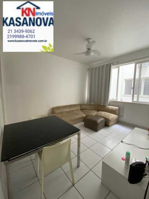 01 - Apartamento 2 quartos à venda Ipanema, Rio de Janeiro - R$ 900.000 - KSAP20103 - 1
