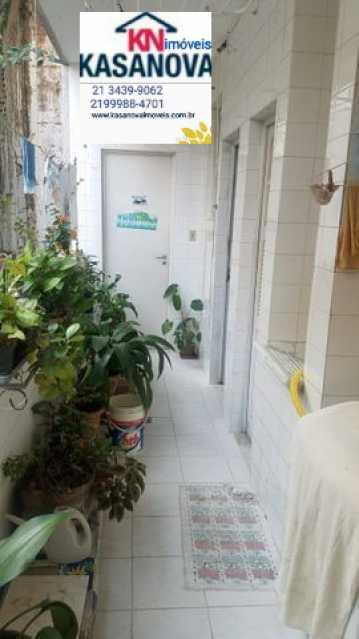 21 - Apartamento 4 quartos à venda Jardim Botânico, Rio de Janeiro - R$ 2.050.000 - KSAP40030 - 22