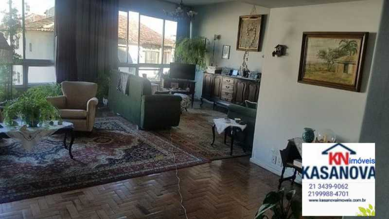 01 - Apartamento 4 quartos à venda Jardim Botânico, Rio de Janeiro - R$ 2.050.000 - KSAP40030 - 1