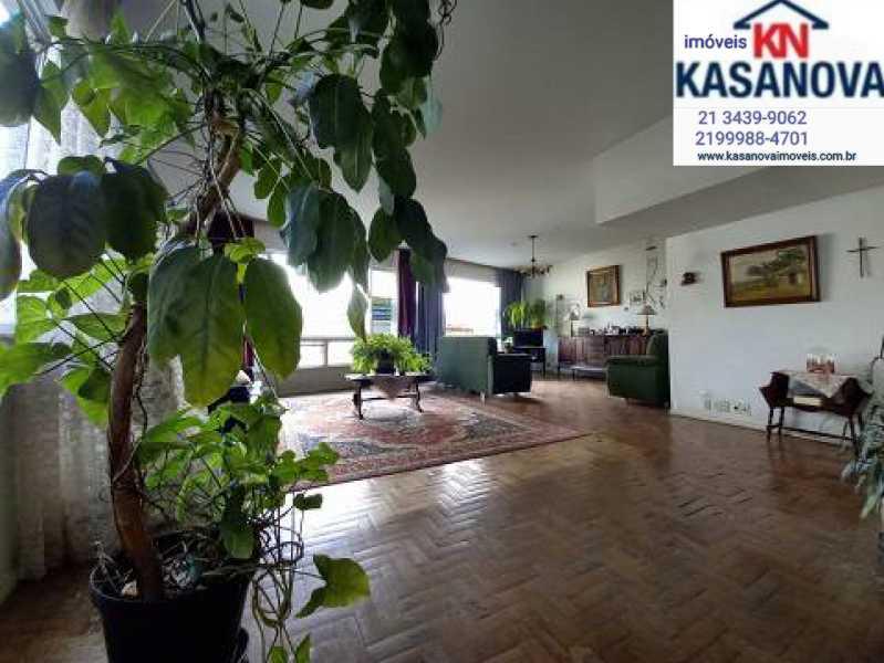 03 - Apartamento 4 quartos à venda Jardim Botânico, Rio de Janeiro - R$ 2.050.000 - KSAP40030 - 4