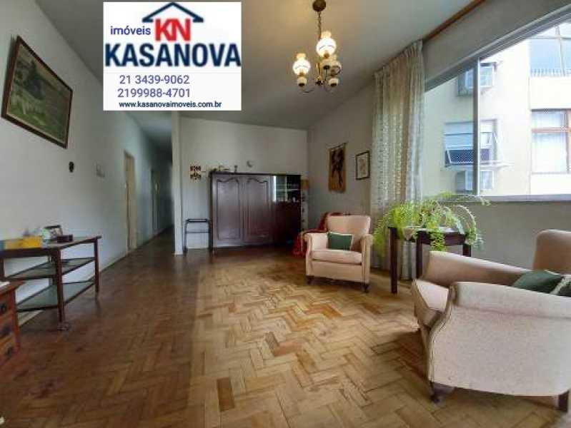 06 - Apartamento 4 quartos à venda Jardim Botânico, Rio de Janeiro - R$ 2.050.000 - KSAP40030 - 7