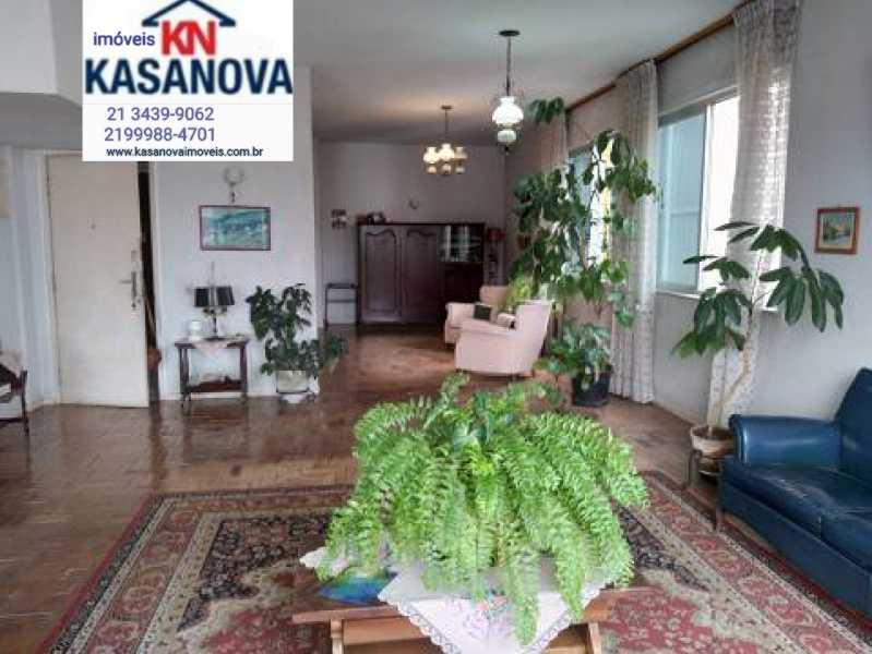 07 - Apartamento 4 quartos à venda Jardim Botânico, Rio de Janeiro - R$ 2.050.000 - KSAP40030 - 8
