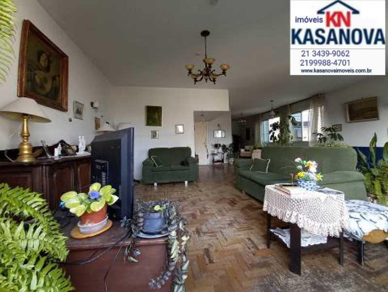 09 - Apartamento 4 quartos à venda Jardim Botânico, Rio de Janeiro - R$ 2.050.000 - KSAP40030 - 10
