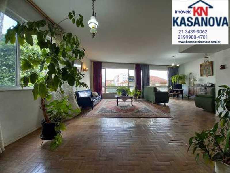 12 - Apartamento 4 quartos à venda Jardim Botânico, Rio de Janeiro - R$ 2.050.000 - KSAP40030 - 13