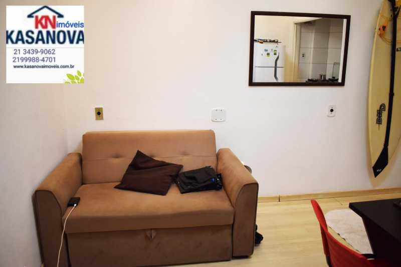 03 - Apartamento 1 quarto à venda Catete, Rio de Janeiro - R$ 280.000 - KFAP10152 - 4