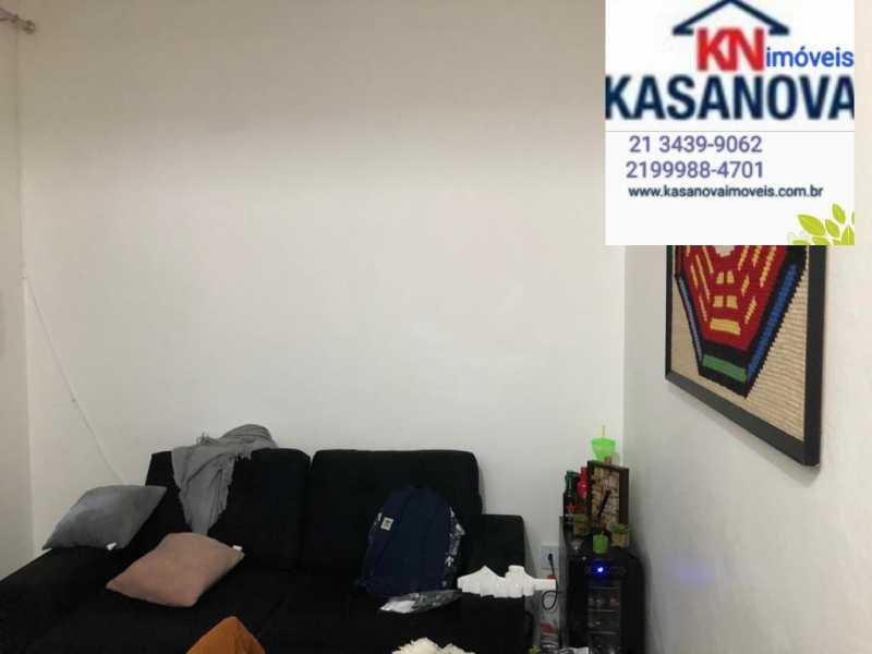 02 - Kitnet/Conjugado 27m² à venda Botafogo, Rio de Janeiro - R$ 300.000 - KSKI00030 - 3