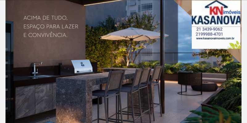 02 - Apartamento à venda Flamengo, Rio de Janeiro - R$ 520.000 - KFAP00069 - 3