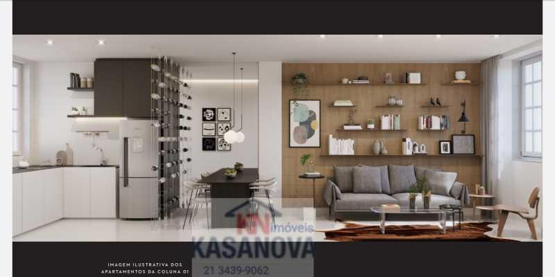 10 - Apartamento à venda Flamengo, Rio de Janeiro - R$ 520.000 - KFAP00069 - 11