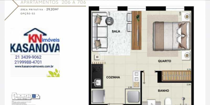 19 - Apartamento à venda Flamengo, Rio de Janeiro - R$ 520.000 - KFAP00069 - 20