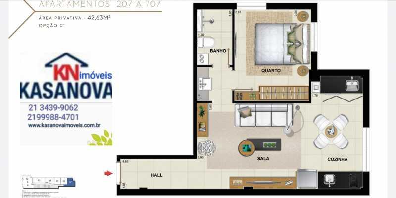 21 - Apartamento à venda Flamengo, Rio de Janeiro - R$ 520.000 - KFAP00069 - 22