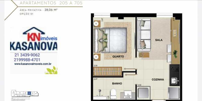 22 - Apartamento à venda Flamengo, Rio de Janeiro - R$ 520.000 - KFAP00069 - 23