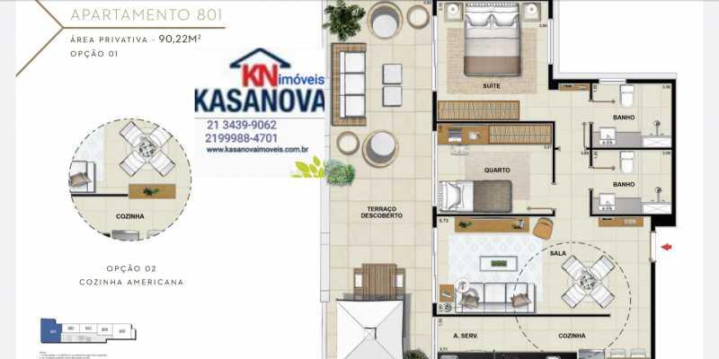 27 - Apartamento à venda Flamengo, Rio de Janeiro - R$ 520.000 - KFAP00069 - 28