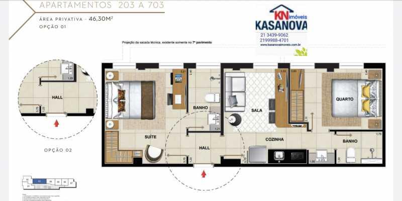 29 - Apartamento à venda Flamengo, Rio de Janeiro - R$ 520.000 - KFAP00069 - 30