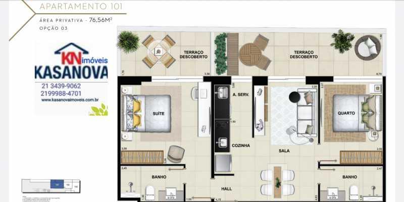20 - Apartamento à venda Flamengo, Rio de Janeiro - R$ 520.000 - KFAP00069 - 21
