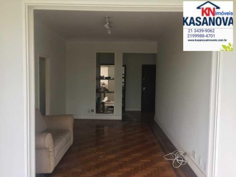 02 - Apartamento 2 quartos à venda Botafogo, Rio de Janeiro - R$ 750.000 - KFAP20312 - 3