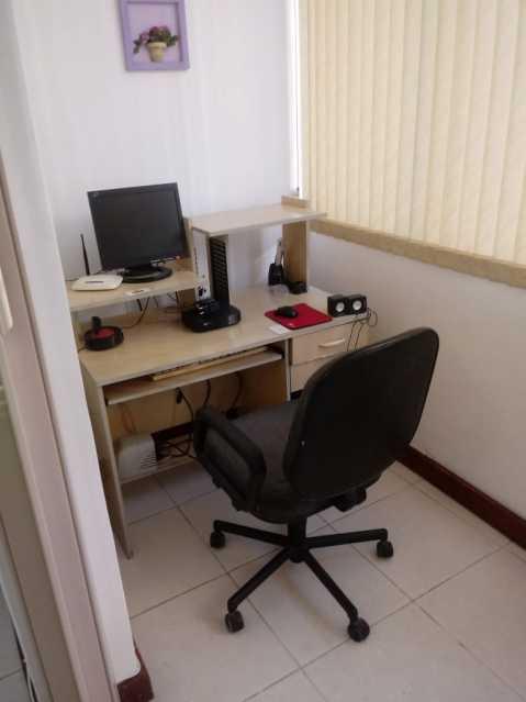 04 - Apartamento 1 quarto à venda Flamengo, Rio de Janeiro - R$ 450.000 - KFAP10154 - 5