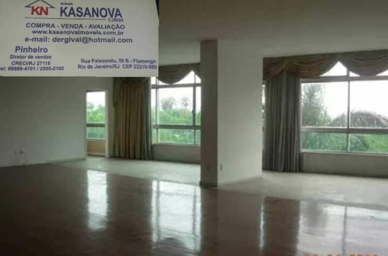 07 - Apartamento 4 quartos para alugar Flamengo, Rio de Janeiro - R$ 7.000 - KFAP40061 - 8