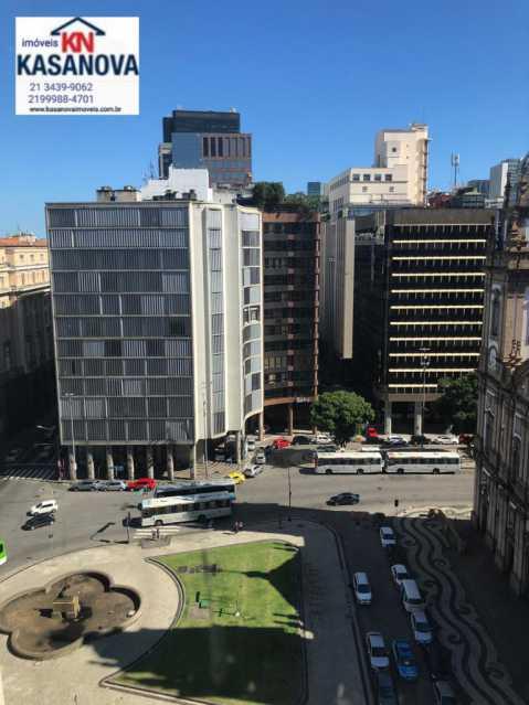 03 - Sala Comercial 1100m² para alugar Centro, Rio de Janeiro - R$ 35.000 - KFSL00024 - 4