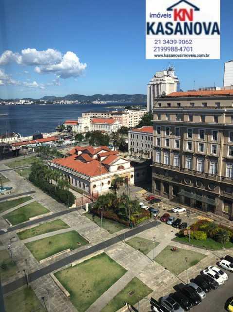 01 - Sala Comercial 1100m² para alugar Centro, Rio de Janeiro - R$ 35.000 - KFSL00024 - 1