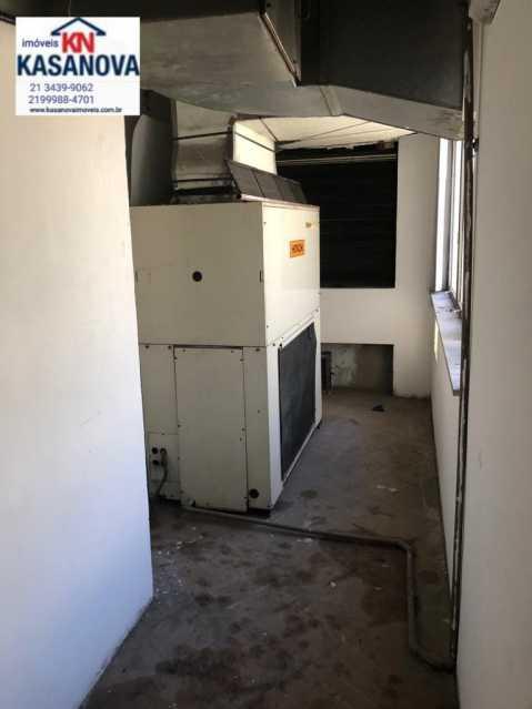 23 - Sala Comercial 1100m² para alugar Centro, Rio de Janeiro - R$ 35.000 - KFSL00024 - 24