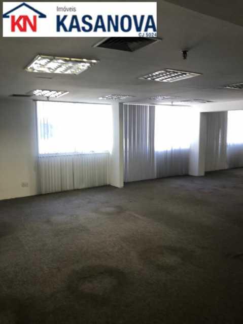18 - Sala Comercial 1100m² para alugar Centro, Rio de Janeiro - R$ 35.000 - KFSL00024 - 19