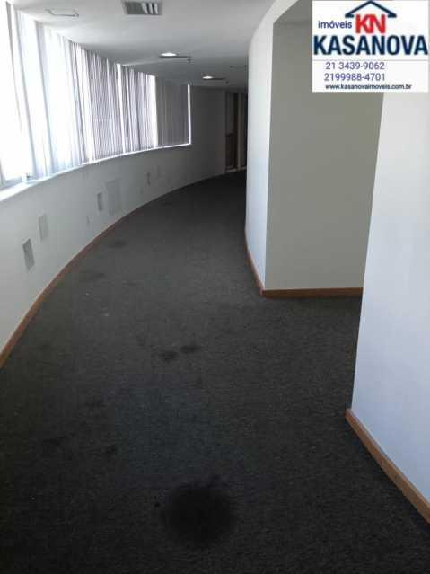 16 - Sala Comercial 1100m² para alugar Centro, Rio de Janeiro - R$ 35.000 - KFSL00024 - 17