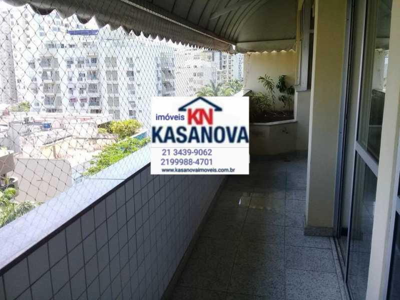 06 - Cobertura 4 quartos à venda Flamengo, Rio de Janeiro - R$ 1.500.000 - KFCO40013 - 7