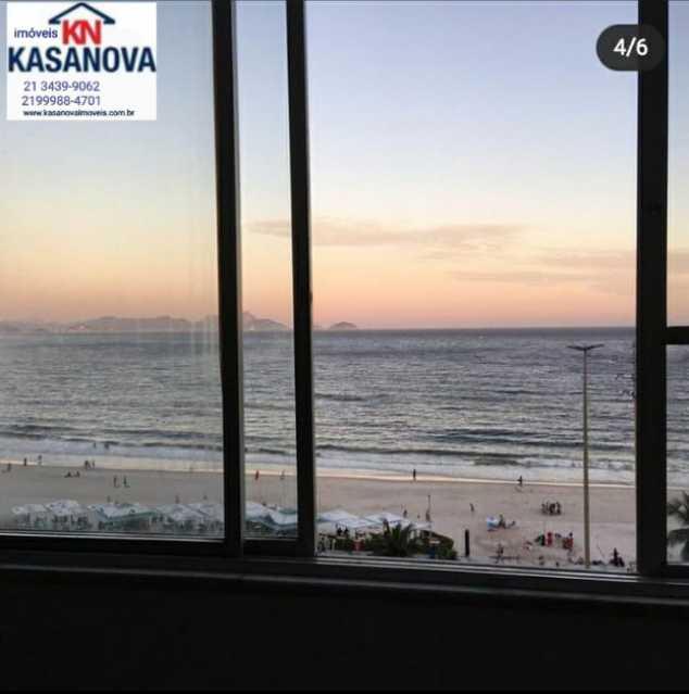 07 - Apartamento 3 quartos à venda Copacabana, Rio de Janeiro - R$ 3.900.000 - KFAP30259 - 8