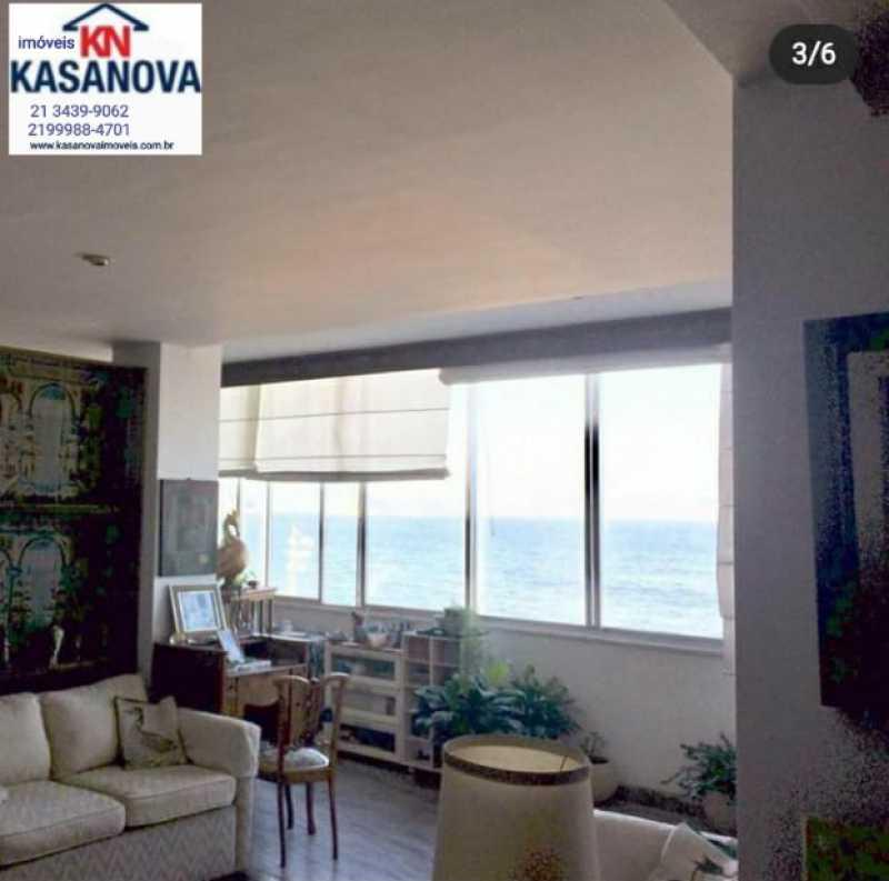 02 - Apartamento 3 quartos à venda Copacabana, Rio de Janeiro - R$ 3.900.000 - KFAP30259 - 3