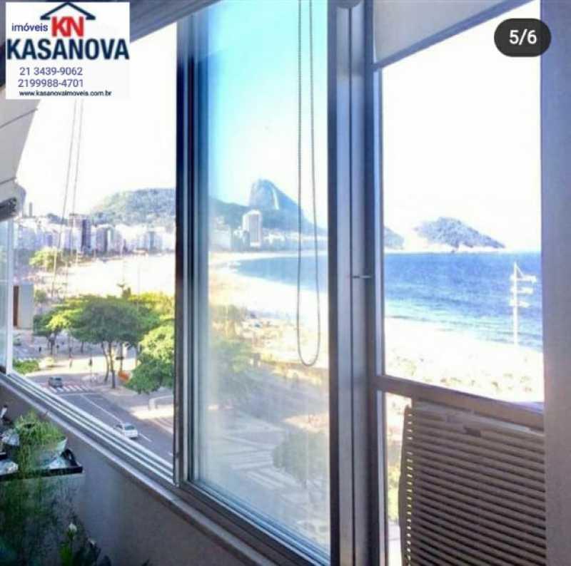 09 - Apartamento 3 quartos à venda Copacabana, Rio de Janeiro - R$ 3.900.000 - KFAP30259 - 10