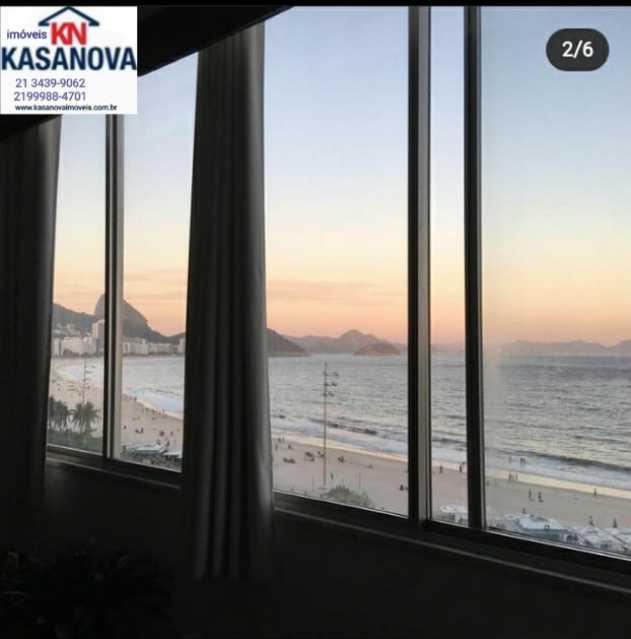 08 - Apartamento 3 quartos à venda Copacabana, Rio de Janeiro - R$ 3.900.000 - KFAP30259 - 9