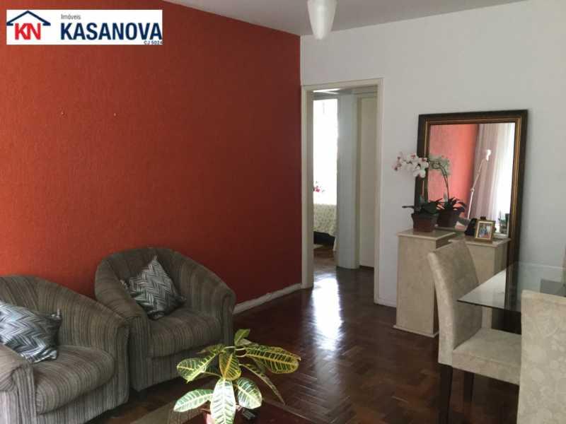 01 - Apartamento 2 quartos à venda Botafogo, Rio de Janeiro - R$ 690.000 - KFAP20318 - 1