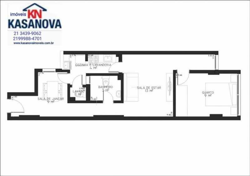 09 - Apartamento 1 quarto à venda Flamengo, Rio de Janeiro - R$ 470.000 - KFAP10156 - 10