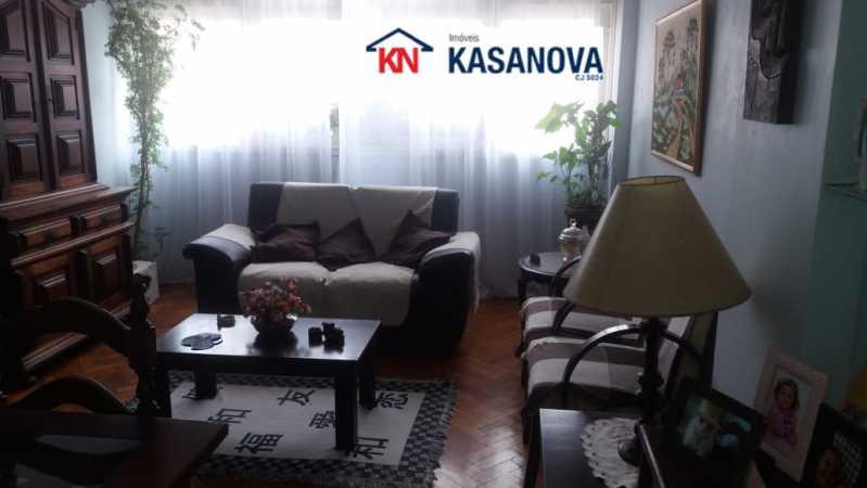 02 - Apartamento 2 quartos à venda Botafogo, Rio de Janeiro - R$ 580.000 - KFAP20324 - 3