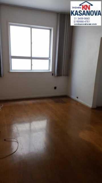 02 - Apartamento 1 quarto à venda Laranjeiras, Rio de Janeiro - R$ 570.000 - KFAP10159 - 3