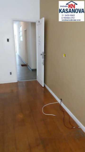 01 - Apartamento 1 quarto à venda Laranjeiras, Rio de Janeiro - R$ 570.000 - KFAP10159 - 1