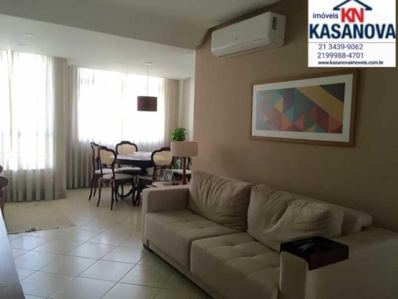 01 - Apartamento 2 quartos à venda Laranjeiras, Rio de Janeiro - R$ 810.000 - KFAP20326 - 1
