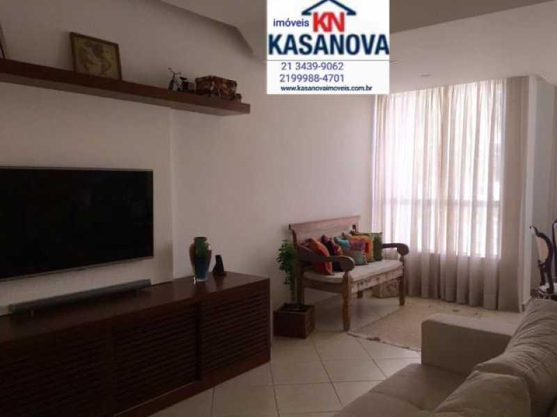 04 - Apartamento 2 quartos à venda Laranjeiras, Rio de Janeiro - R$ 800.000 - KFAP20326 - 5