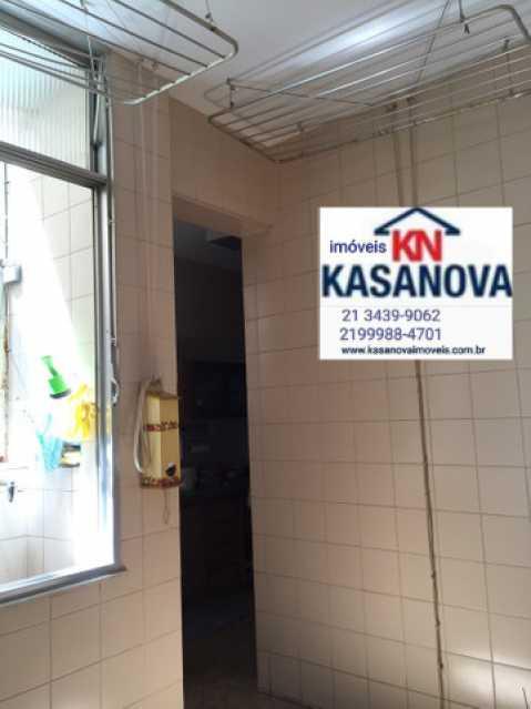 16 - Apartamento 2 quartos à venda Laranjeiras, Rio de Janeiro - R$ 800.000 - KFAP20326 - 17