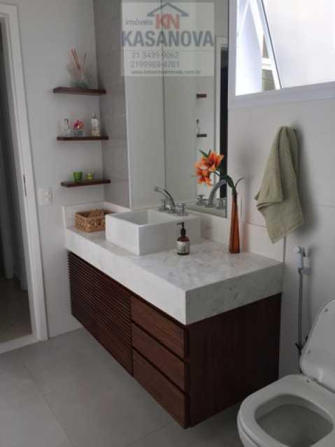12 - Apartamento 2 quartos à venda Laranjeiras, Rio de Janeiro - R$ 810.000 - KFAP20326 - 13