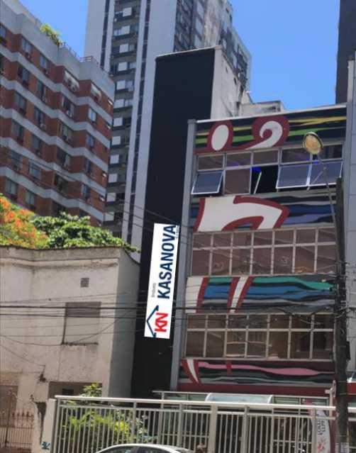 01 - Prédio 689m² à venda Botafogo, Rio de Janeiro - R$ 5.500.000 - KFPR00007 - 1