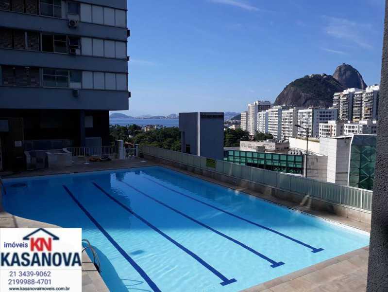 01 - Apartamento 3 quartos à venda Botafogo, Rio de Janeiro - R$ 900.000 - KFAP30272 - 1