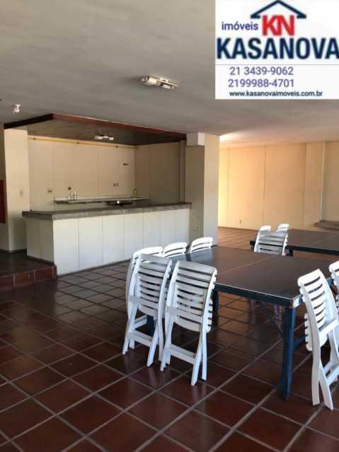 13 - Apartamento 2 quartos à venda Gávea, Rio de Janeiro - R$ 1.150.000 - KFAP20329 - 14