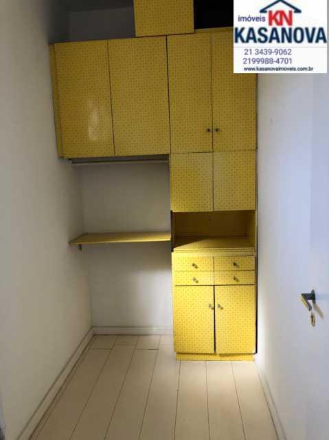 10 - Apartamento 2 quartos à venda Gávea, Rio de Janeiro - R$ 1.150.000 - KFAP20329 - 11