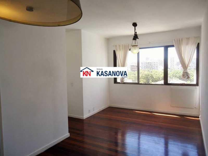 04 - Apartamento 2 quartos à venda Gávea, Rio de Janeiro - R$ 1.150.000 - KFAP20329 - 5