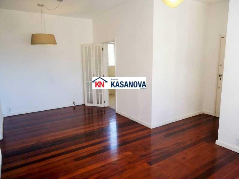 02 - Apartamento 2 quartos à venda Gávea, Rio de Janeiro - R$ 1.150.000 - KFAP20329 - 3