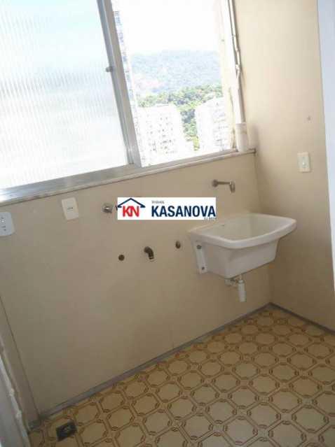 25 - Apartamento 2 quartos à venda Gávea, Rio de Janeiro - R$ 1.150.000 - KFAP20329 - 26