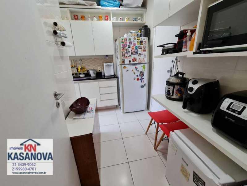13 - Apartamento 2 quartos à venda Botafogo, Rio de Janeiro - R$ 980.000 - KFAP20331 - 14