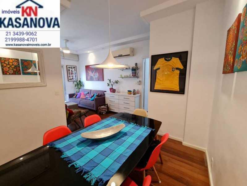 04 - Apartamento 2 quartos à venda Botafogo, Rio de Janeiro - R$ 980.000 - KFAP20331 - 5
